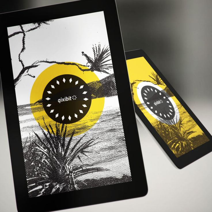 Say hello to tablet mockups made quickly and easily. Showcase design on a range of print, digital and packaging mockup objects in full, glorious 3D. Visit www.qixibit.com for your FREE tablet mockup download!
