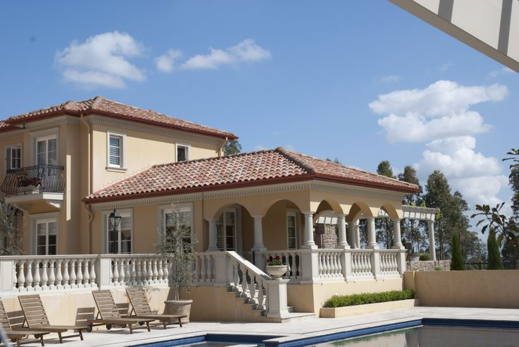 1000 images about mediterranean style homes on pinterest for Mediterranean roof styles