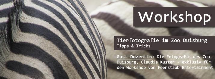Workshop Tierfotografie I im Zoo Duisburg