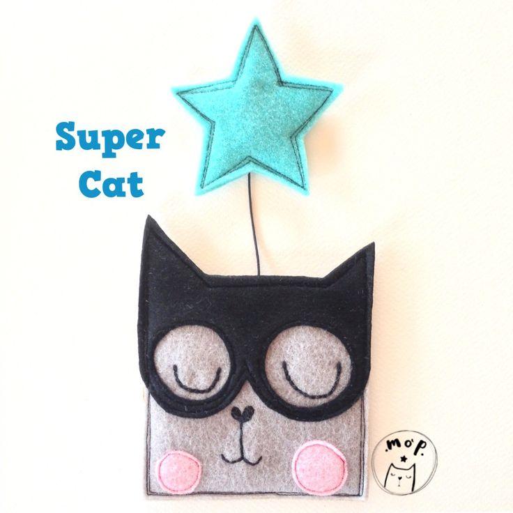 Super Cat .MòP. Dolci sogni. : Altro bebè di mopidea