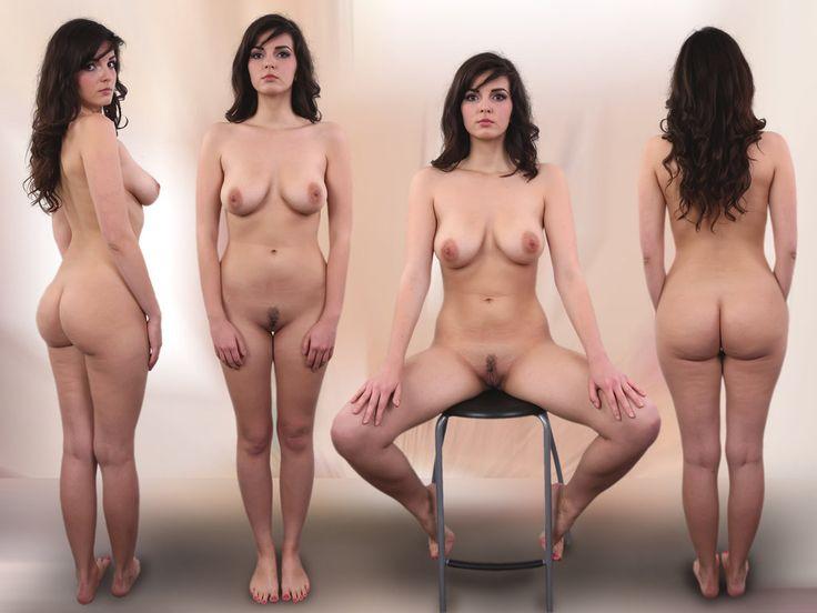 Anatomie Women Naked 22