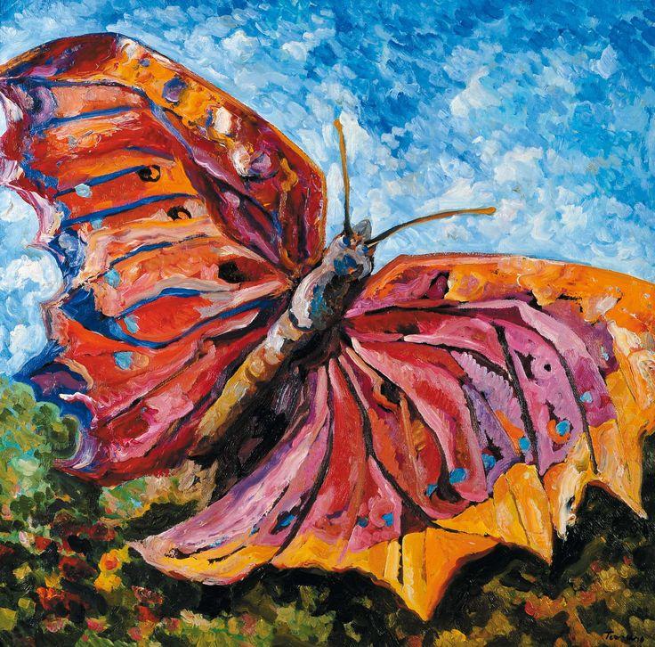 Saverio Terruso - Farfalla