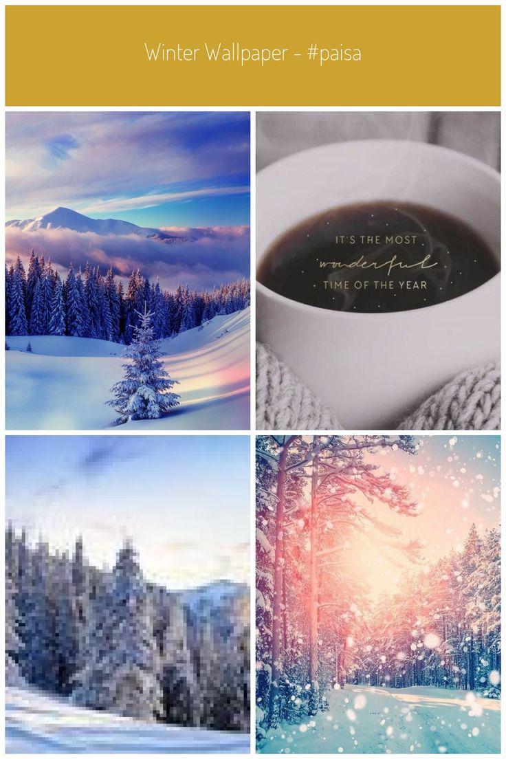 Winter wallpaper paisaje wallpaper winter51 Trendy ...