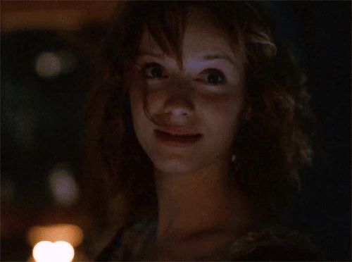 CHRISTINA HENDRICKS as Saffron- Firefly