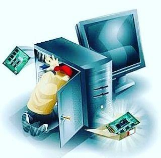 Problemas com seu computador ? Atendimento à residêcia manutenção em geral ! Entre em contato - 11 985907803 celular e whats app.  #manutencaodecomputador #pc #computador #computadorquebrado #notebook #laptop #desktop #monitor #mouse #teclado #formatacao #hardware #software #windows #linux #hd #wifi #internet #cmd #host #interlagos #socorro #zonasul #largodosocorro #datacenter #dell #hp #lenovo #macbookpro #apple by manutencao_computador