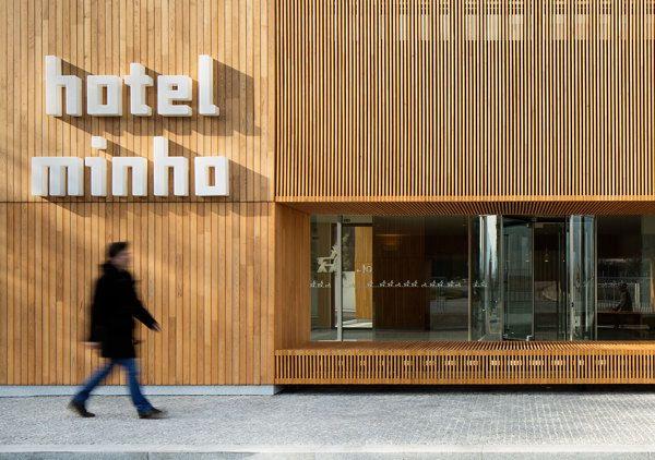 Hotel Minho by R2 design, via Behance