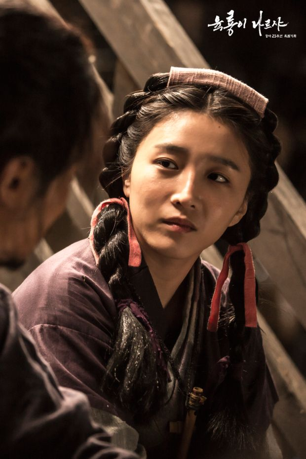 Get to Know the 5 Fiery Ladies of 'Six Flying Dragons' | ONE