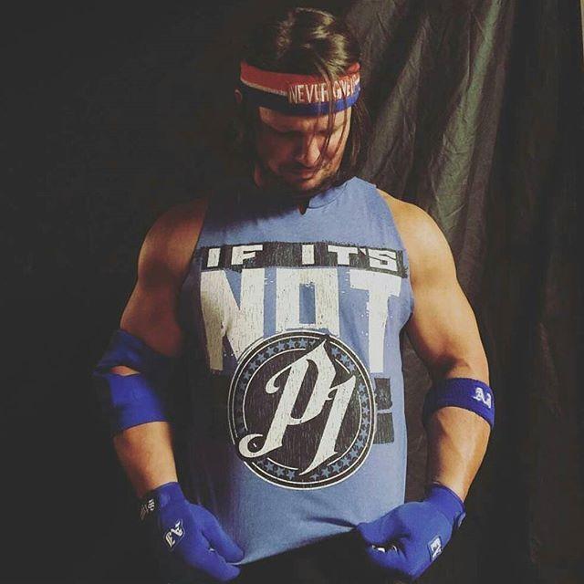 AJ Styles #wwe #sdlive