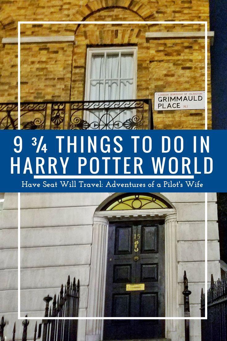 83 best Harry Potter Bucket List images on Pinterest   Destinations ...