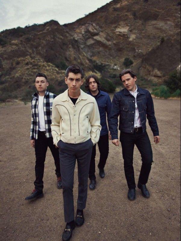 Arctic Monkeys...what a band ♥