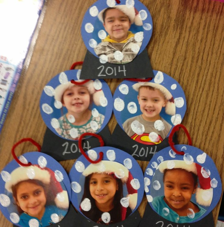 Fun Holiday Activities! by #SOL Train Learning: These are our cute ornaments that we made for our parents. Read about more fun