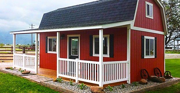 Tuff Shed 12'x24' Premier PRO Tall Barn