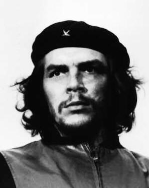 Fotografía de Alberto Korda. Ernesto Guevara ...