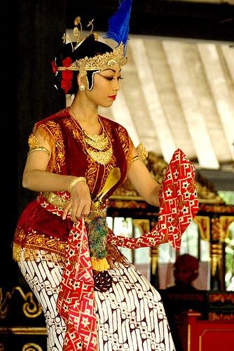 Serimpi Dance