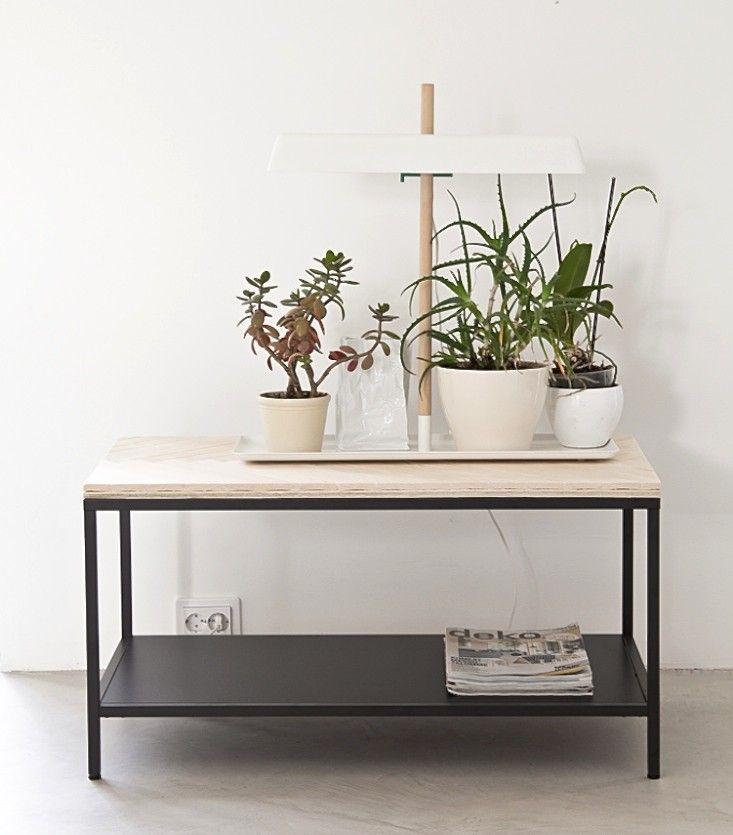 10 Easy Pieces Grow Lights For Indoor Plants Gardenista Indoor Grow Lights Decor Furniture