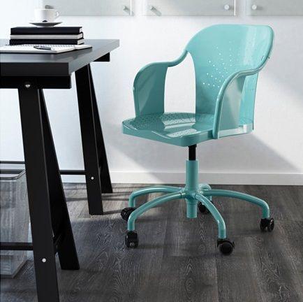 Cadeiras de escritório IKEA ~ Decoração e Ideias - casa e jardim