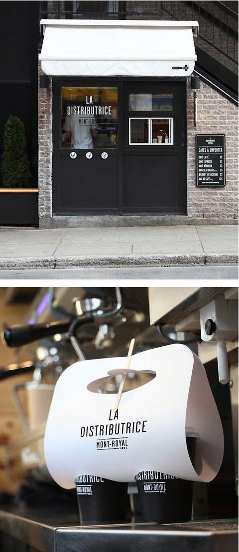 The smallest coffee shop in North America