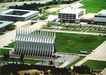 United States Air Force Academy - Colorado Springs, Colorado