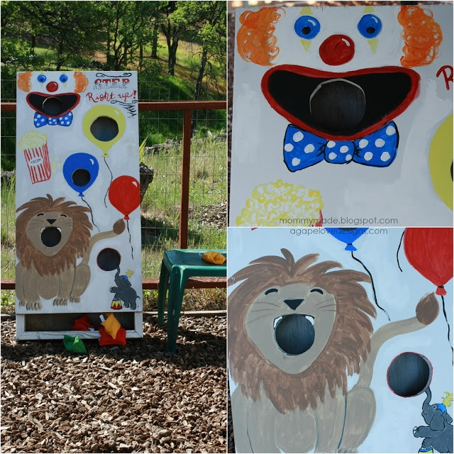 12 Fun Circus Carnival Party Games: 56 Best Images About Circus Or Sideshow Alley, Carnival