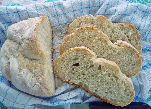 Receitas D'casa: Pão rústico