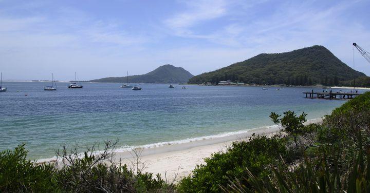 Shoal Bay Road, Shoal Bay, Port Stephens #shoalbay #portstephens