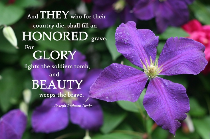 Memorial Day Remembrance Quote