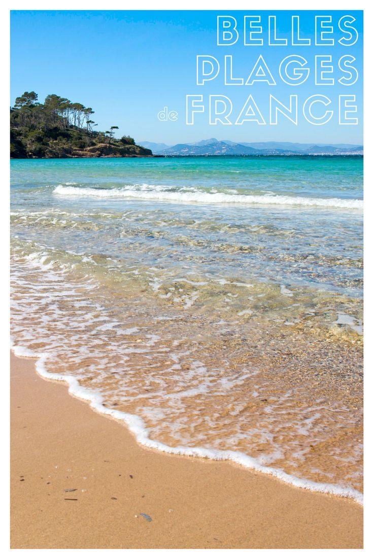 Oh oui, que la France compte  de superbes plages... Voici nos plus belles - en France métropolitaine !