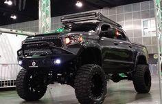 Like, repin, share! Thanks :) Pulido's 2014 Toyota Tundra SEMA Show Beast - Featured Truck