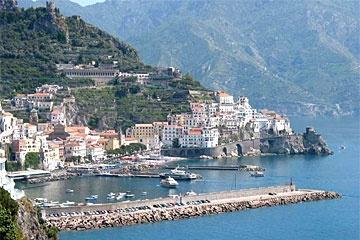 Amalfi kysten. Jeg har set meget af Italien, men Amalfi kysten har jeg tilgode at opleve.