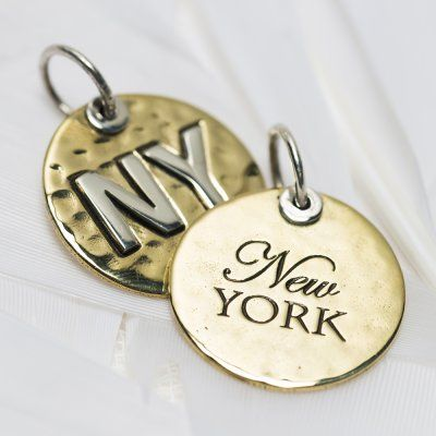 New York charm #3154 > RRP $AUD33.00 | #travel #palas #love #wanderlust #adventure #palasjewellery #experience #places #lovepalas #life #journey