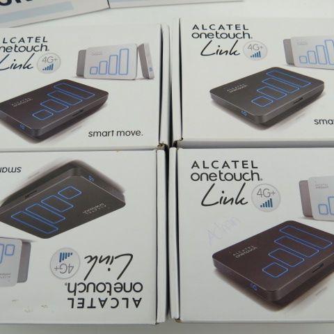 Alcatel Y900 LTE-A 300MBps 4G 3G 2G WifI UNLOCKED mobile router, hotspot 3560mah