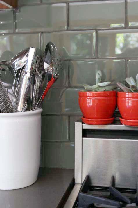 17 Best ideas about Gray Subway Tile Backsplash on Pinterest   Grey  backsplash, Glass subway tile backsplash and Kitchens