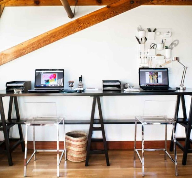 Amazing Home Office: 1000+ Ideas About Shared Home Offices On Pinterest