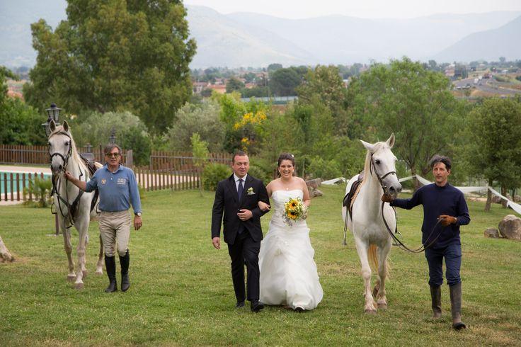 Il matrimonio di Luana su eSse di Sposa