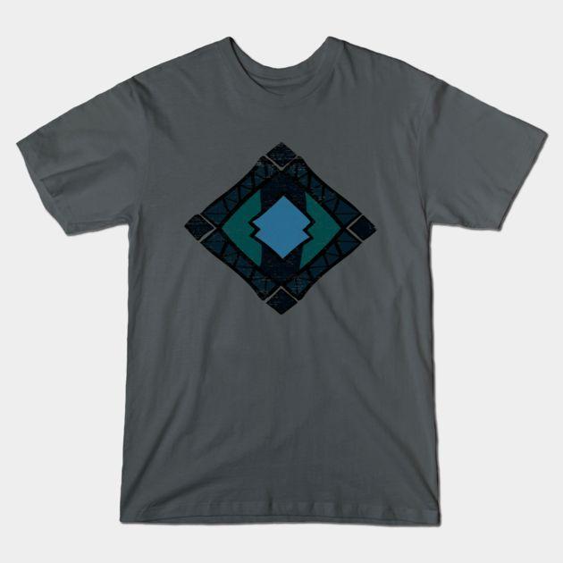 Abstract Geometric Tribal Design by ddtk