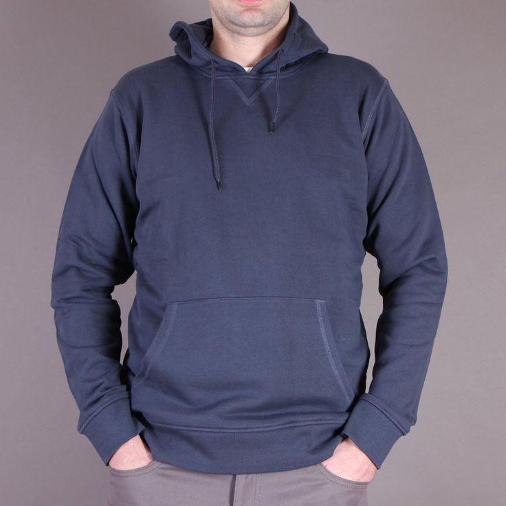 Niebieska bluza z kapturem Dickies Philadelphia Navy Blue / www.brandsplanet.pl / #dickies streetwear