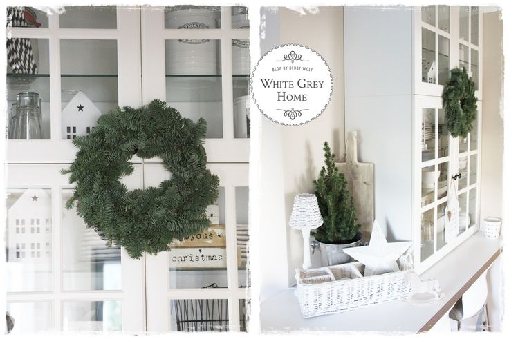 Bodbyn Weiß : White Kitchen, Ikea Kitchen, Bodbyn, Christmas Kitchen ...