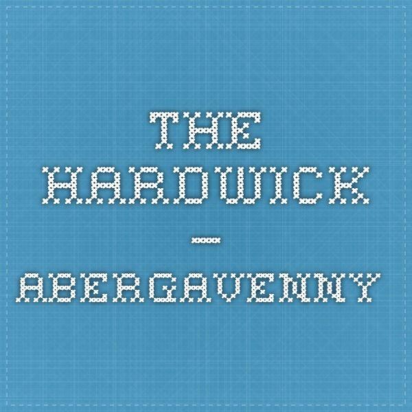 The Hardwick – Abergavenny