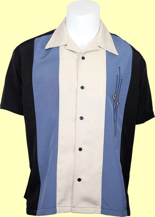 Daddy-O's Bowling Shirts - Retro & Custom Bowling Shirts - Possible for C'mon Everybody