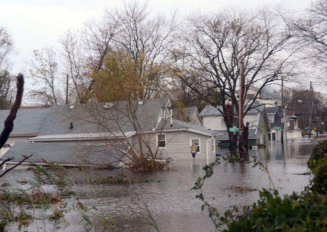 Oakwood Beach Staten Island Hurricane Sandy