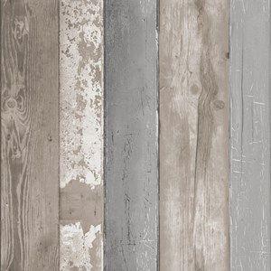 vtwonen Vliesbehang 3-baans - Natural Wood