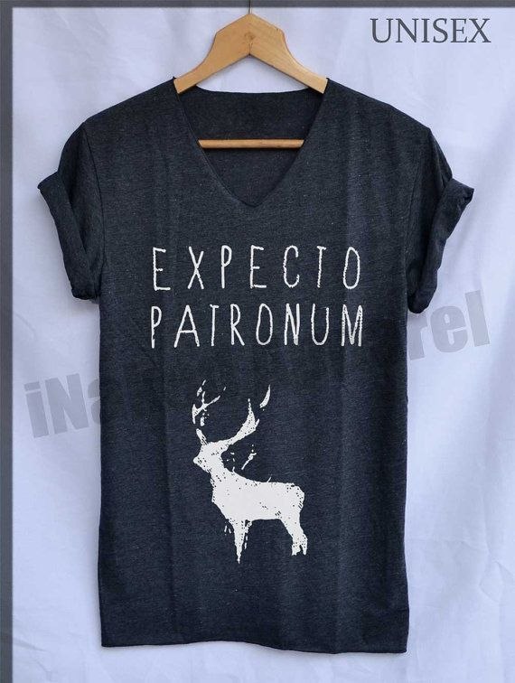 Expecto Patronum Harry Potter Spell Magical Shirt by iNakedapparel, $15.99