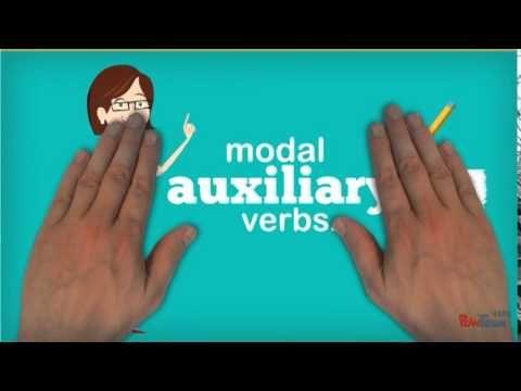 "My ""Modal Auxiliary Verbs"" video - YouTube"