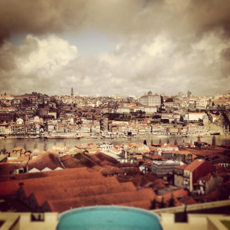 The Yeatman Hotel, #Porto ( Villa nova de Gaia) #Portugal