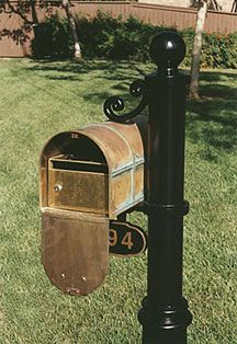 Custom Mailboxes - Mailboxes Residential