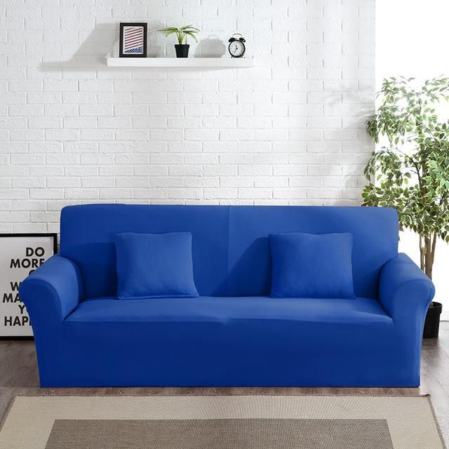 Washable Elastic Sofa Cover 16 Color In 2020 Sofa Covers Sofa Types Of Sofas