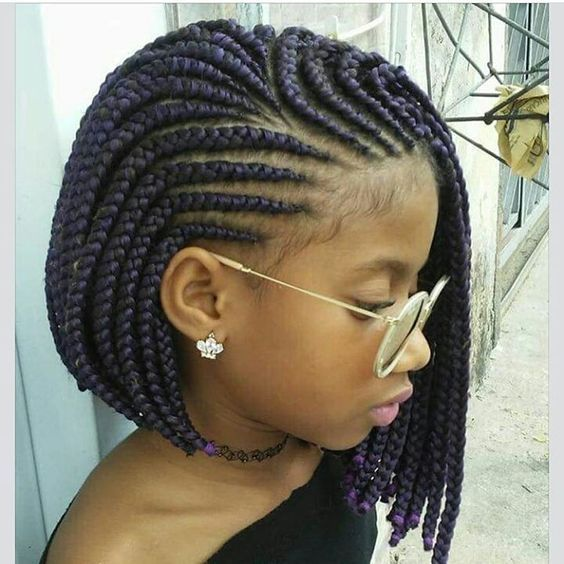 @jullyclecia_braids Teenage slay? Here! #childrenhairstyles #fauxlocs #locs #braids #twists #cornrows #boxbraidscolors #purplehair #purplehairdontcare #redhair #greyhair #sunglasses #curls #dreads #blackisbeautiful #afrohair #ropes #turquoisehair #love #iversons #headwrap #beautiful #swag #bestoftheday #goddessfauxlocs #Protectivestyles #weave #crotchet #sewin