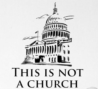 this is not a church