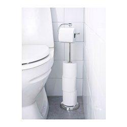 1000 ideas about toilet roll holder on pinterest toilets coat rail and to - Derouleur papier wc ikea ...