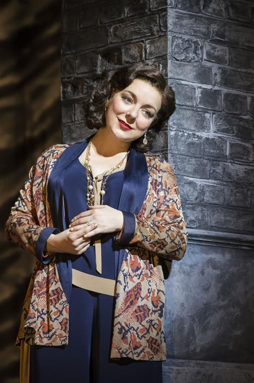 Sheridan Smith | Funny Girl | Photograph by Johan Persson